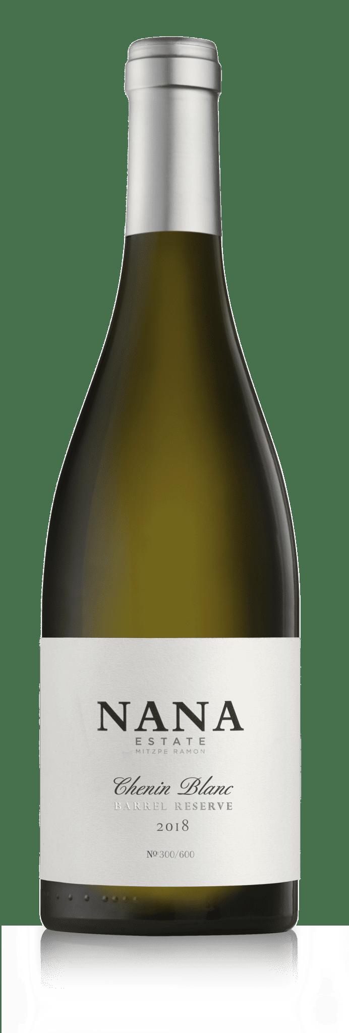Chenin Blanc Barrel Reserve 2018-750ml