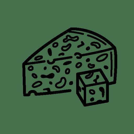 גבינה כחולה עם תאנים